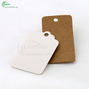 Hang Decorations Tags for Christmas Tree (KG-PA026) pictures & photos