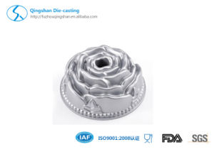 Aluminum Die Casting Non-Stick Cake Mold pictures & photos