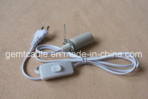 High Quality Security Salt Lamp Wire pictures & photos