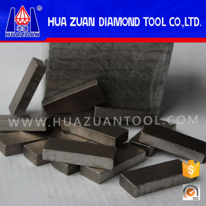 Diamond Tool Sandstone Diamond Segments for Gang Saw Granite pictures & photos