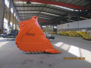 Komastu Excavator Standard 0.37m3; Bucket with Teeth pictures & photos