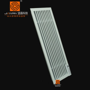 30 Degree Air Linear Bar Grille with Fixed Core pictures & photos