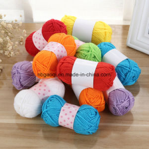 1/13nm Acrylic Brushed Fancy Yarn Dyed for Circular Knitting and Sweaters pictures & photos