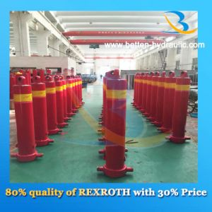 Single Acting Multistage/Telescopic Hydraulic Cylinder for Tractor pictures & photos