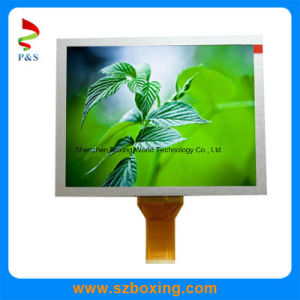 8.0 Inch TFT LCD Display with Brightness 250 CD/M2 (PS080DNPN0627) pictures & photos
