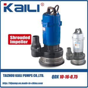 2′ Outlet QDX QX Electric Submersible pump with High Quality pictures & photos