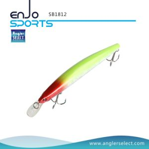 Shallow Diving Hard Plastic Minnow Stick Bait Saltwater Freshwater Fishing Tackle Lure pictures & photos