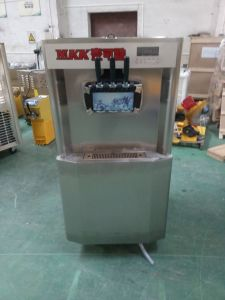 1. New Design Restaurant Soft Ice Cream Machine for Sale pictures & photos