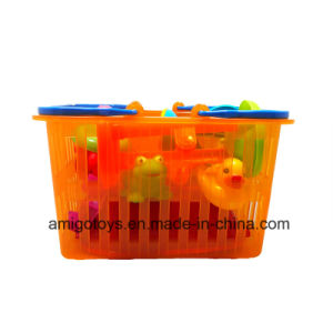 Customized Educational Plastic Baby Products Beach Toy Set pictures & photos