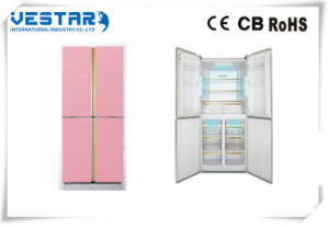 Custom Sized Bakery Side by Side Refrigerator Showcase Prices pictures & photos