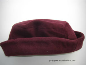 Winter Hat Embroidery Fleece Hat pictures & photos