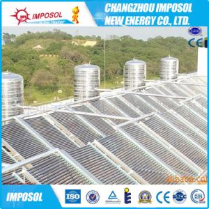 450L Floor Heating Solar Collector for Korean Market pictures & photos