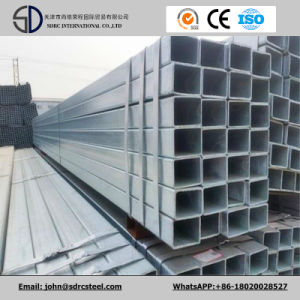 Carbon Welded Steel Pipe / Galvanized Steel Square Pipe / Hollow Section pictures & photos