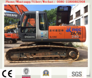 20t-25t Used Hitachi Zx240 Hydraulic Excavator for Sale pictures & photos