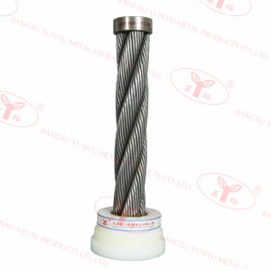 Shaped Strands Wire Rope - 4vx39s+5FC pictures & photos