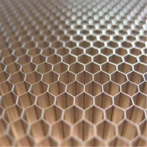 Aluminium Honeycomb Core for Decoration Material (HR1153) pictures & photos