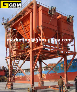 Dsicharge Bulk Cargo Funnel with Dust Collection System pictures & photos