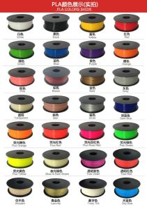 1.75/3mm PLA 3D Printer Filament for Desktop Fdm 3D Printer Filaments pictures & photos
