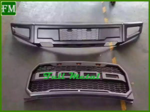 15-17 ABS New Raptor Grille with Light for Ford F150 pictures & photos
