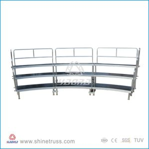 Aluminum Folding Chorus Stage Mobile Chorus Stage pictures & photos