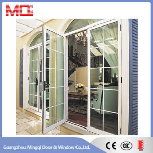 Waterproof Aluminum Casement Entry Door pictures & photos