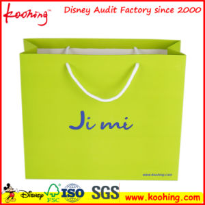 Customized Printing Logo Gold Gift Cloth Shopping Bag pictures & photos