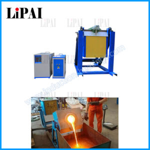 Fast Speed Induction Heating Furnace for Melting pictures & photos