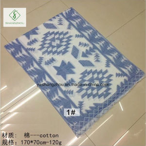 Hot Sale Geometry Printed Jacquard Shawl Fashion Lady Scarf Wholesale pictures & photos