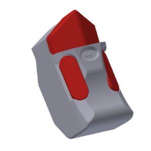 Tungsten Carbide Cutter for Mulcher Teeth pictures & photos