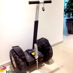 Wind Rover Big Wheel Self Balance Mobility Scooter off Road Electric Scooter pictures & photos