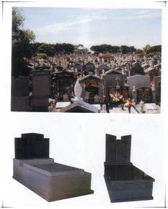 Natural Granite for Memorial Gardens Monumental Masons Memorial Service pictures & photos