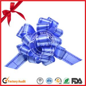 Fancy Decorative Blue Christmas Pull Bow pictures & photos