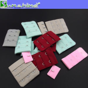 Ladies Accessories Bra Hook and Eye Tape in Custom Colors Available pictures & photos