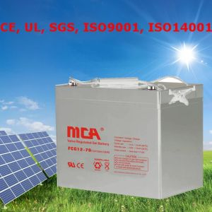 Mk Gel Batteries 12 Volt Gel Batteries with 5-Year Warranty pictures & photos
