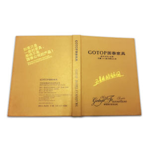 Colorful Hard Cover Custom Offset Printing Book pictures & photos