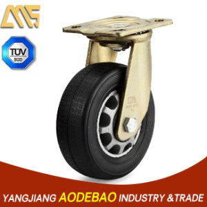 Heavy Duty Swivel Rubber on Aluminim Caster pictures & photos
