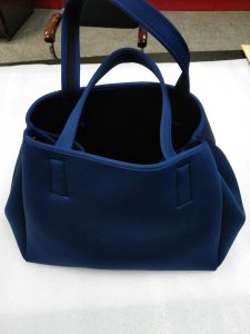 Fashion Neoprene Shopping Bag Beach Bag Big Tote Bag Handbag pictures & photos