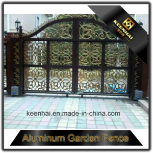 Hot Sale High Quality Aluminum Garden Gate pictures & photos