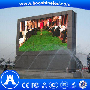 Manufactury Price Full Color P6 SMD Outdoor Screens pictures & photos