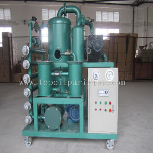 Dehydration Degassing Deep Filtration Vacuum Transformer Oil Cleaning Machine (ZYD) pictures & photos