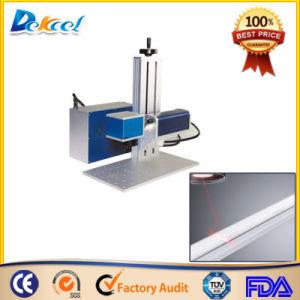 20W Cheap Fiber Laser CNC Marking Machine for Metal pictures & photos