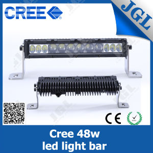 4X4 LED Work Lamp Car Driving Light Bar CREE LED 48W pictures & photos
