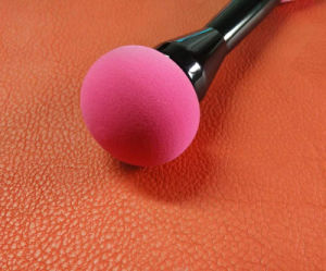 Fashion Modle Double-Edged Beautiful Tools Makeup Sponge &Synthetic Hair Blush Brush pictures & photos