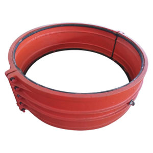 Pipe Repair Clamp H1400X500, Pipe Repair Coupling, Pipe Repair Sleeve, Pipe Leak Repair Clamp for Ci, Di Pipe, Leaking Pipe Quick Repair pictures & photos
