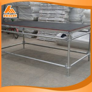 Steel Stage, Iron Stage, Portable Stage for Sale pictures & photos