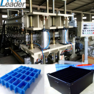 Plastic PE/PP Hollow Plate Extrusion Machinery pictures & photos