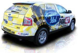 Customized Design Waterproof Durable Graphics Car Stickers Printing pictures & photos