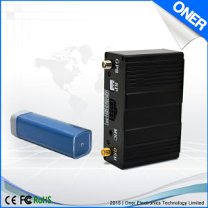 Real Time GPS Tracker with USB Disk for Keeping Data pictures & photos