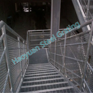 Different Applications of Steel Grating Stair Tread Series Seven pictures & photos