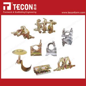 Tecon Favorite En74/BS1139 Steel Scaffolding Sleeve Coupler pictures & photos